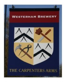 The Carpenters Arms in