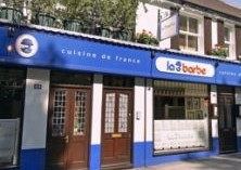 La Barbe French Restaurant Reigate