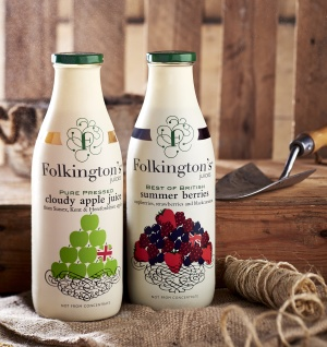 Folkington's Juices/Local Food Sussex