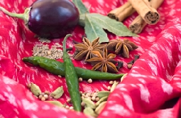 Children's Indian cookery course spices | Local Food Surrey