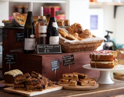 The Dorking Deli selection of food and wine | Local Food Surrey