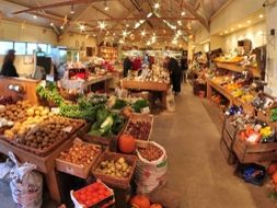 Crockford Bridge Farm Shop Weybridge