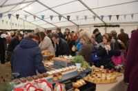 Priory Farm's tenth Christmas Food Festival attracts thousands
