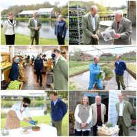 Royal visit celebrates Surrey food and drink to launch Surrey Day 2021