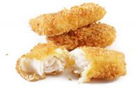 Crispy Sussex fish goujons