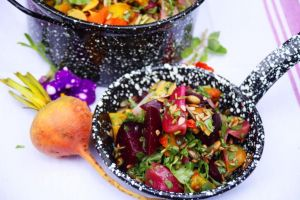 Roasted Secretts Beetroot Salad