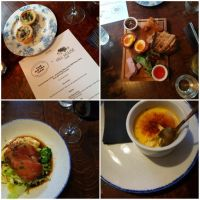Hill House Farm's farm to fork Surrey produce dinner - review