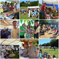 Local Food Britain's Countryside Food Festival raises thousands for Macmillan Cancer Support