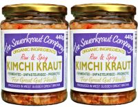 Arnold's Condiments spices up sauerkraut's reputation as a healthy, versatile vegan side dish over the Christmas period