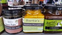Winning Preserves with Passion piccalilli to be a Christmas sell out with Bartie's Sussex Faire