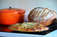 Local Food Britain joins chef Laura Scott for a sourdough bread making course in Epsom