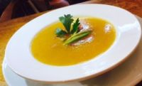 Golden Summer Gazpacho