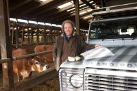 Wine and cheese expert Francis Gimblett to visit 100 British cheesemakers in 100 days