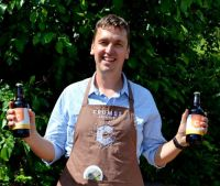 New partnership between beer company Crumbs Brewing and Chalk Hills Bakery