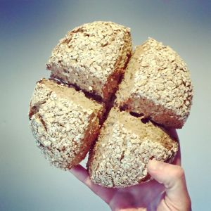 Jack's Oat and Stout Soda Bread