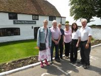 Surrey Hills Society discovers Eastern delights on Chairman's Day visit