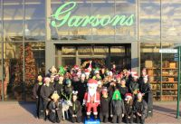 National recognition for Garsons of Esher's Christmas display