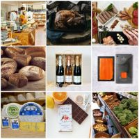 Christmas dinner food and drink ideas from Local Food Britain