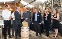 A Royal visit for Silent Pool Distillery