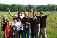 Exciting times, vines and wines at Greyfriars Vineyard near Guildford