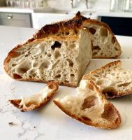 Baking sourdough bread with Laura Scott from How to Cook Good Food